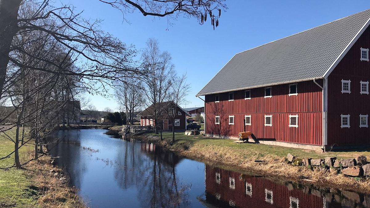 Hagelsrums gård.