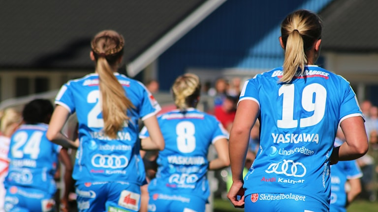 IFK Kalmar-spelare.