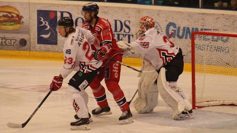 Dan Pettersson i Västerviks IK.