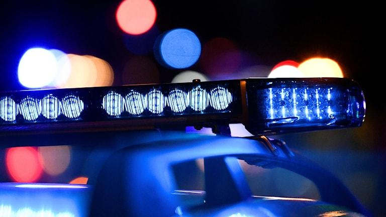 Polissirener.