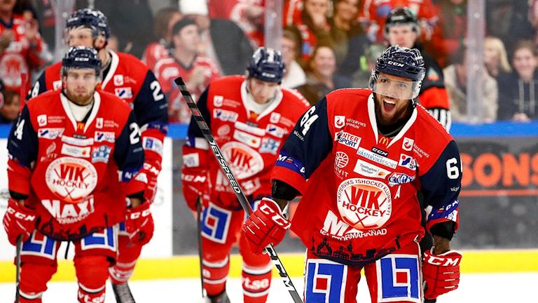 Spelare i Västerviks IK