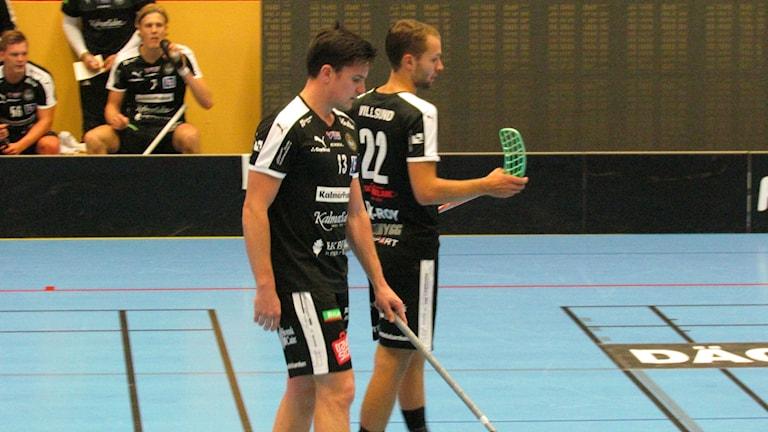 Det var besvikna spelare när det blev ytterligare en förlust för FBC Kalmarsund.