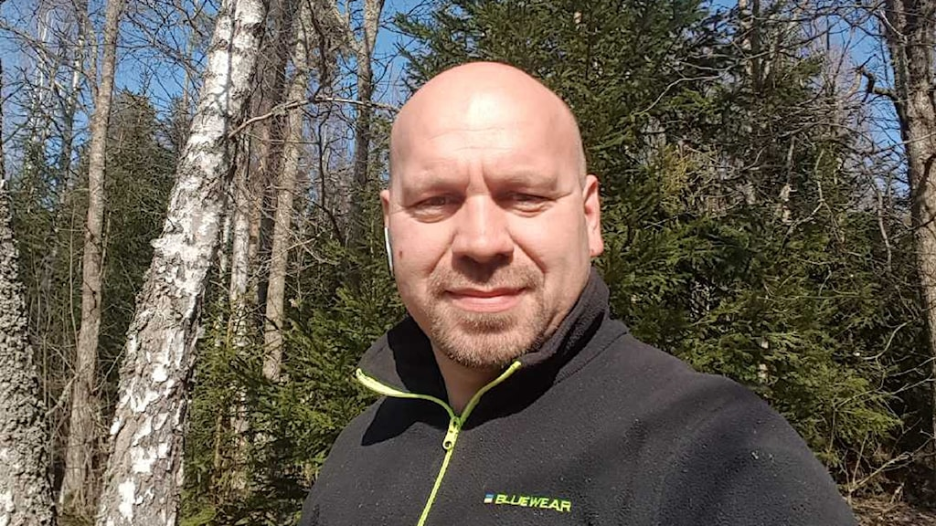 Johan Tildemyr från Gullringen