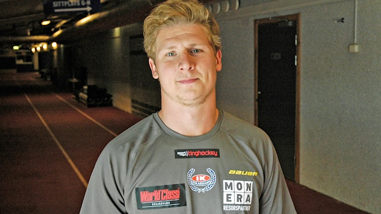 Karl Johansson, IK Oskarshamn.