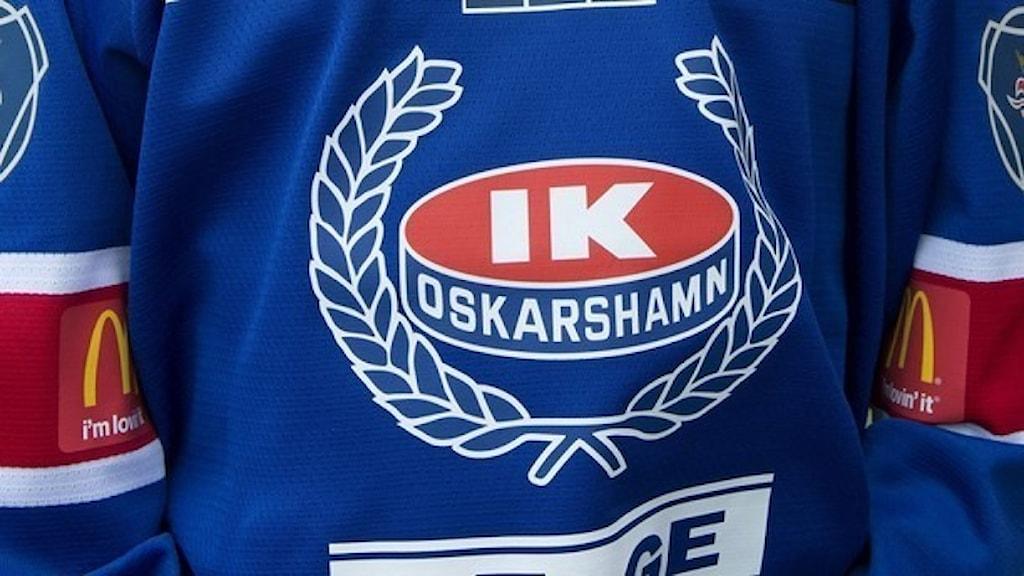IK Oskarshamns tröja