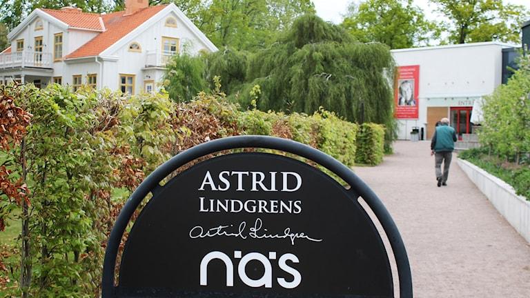 Astrid Lindgrens Näs.