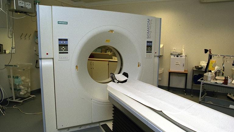 Magnetröntgenapparat