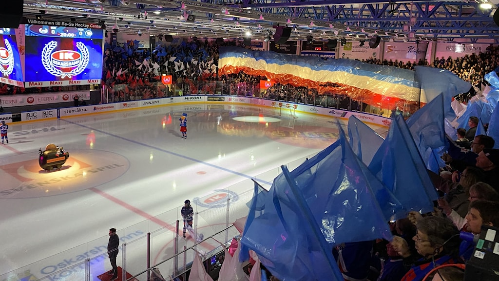 Hockeypublik.