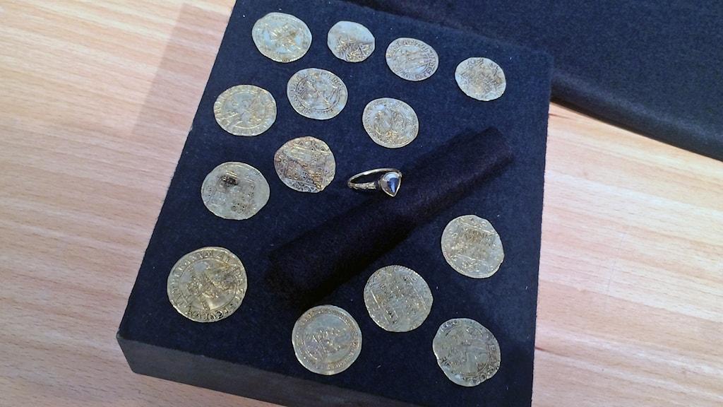 Guldfynd från Kronan