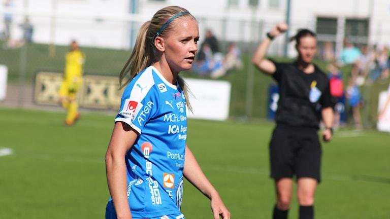 Elsa Karlsson.