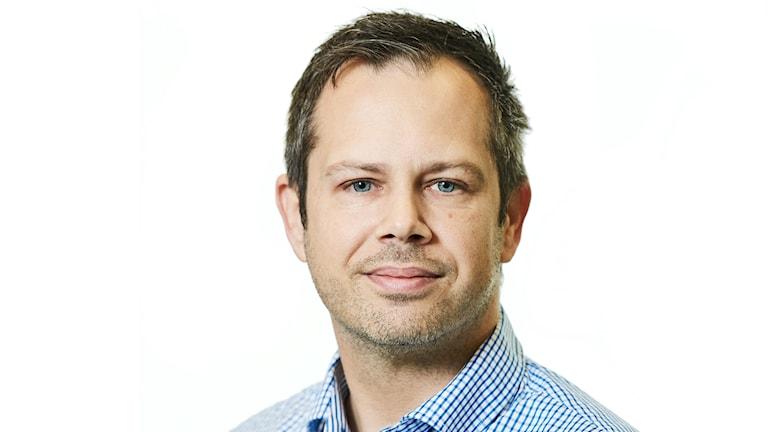 Paul Thörnqvist verksamhetschef Torsås Kommun