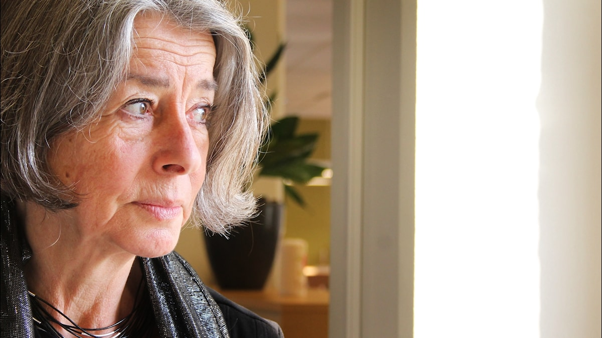 Åsa Moberg.