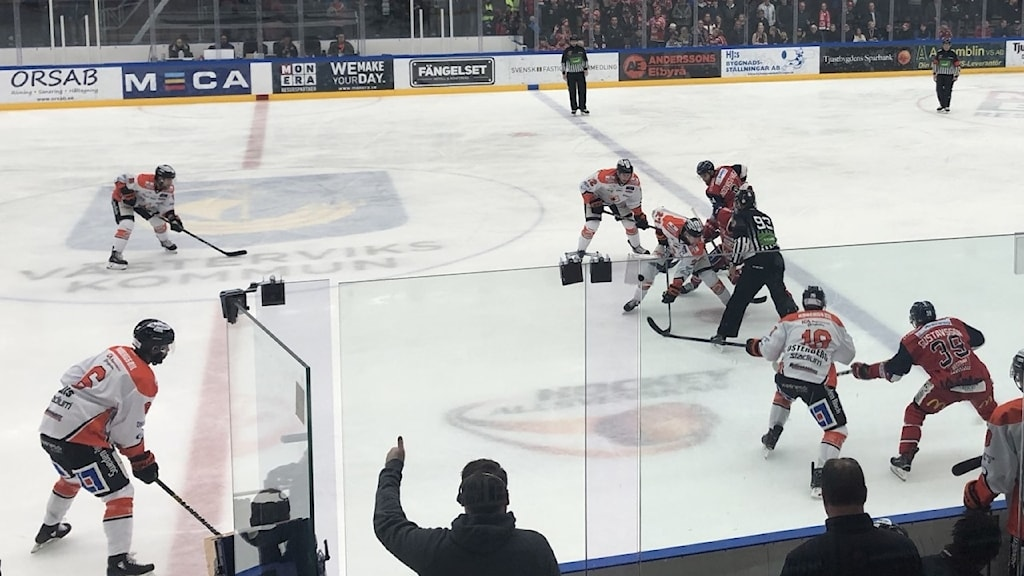Hockeyspelare i Västervik