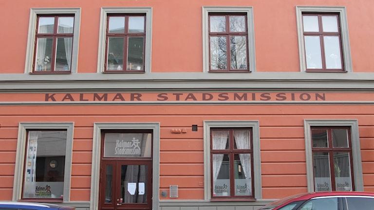 Bild på Stadsmissionen i Kalmar.