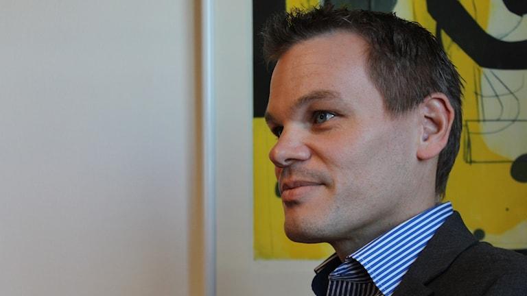 Andreas Erlandsson i profil.