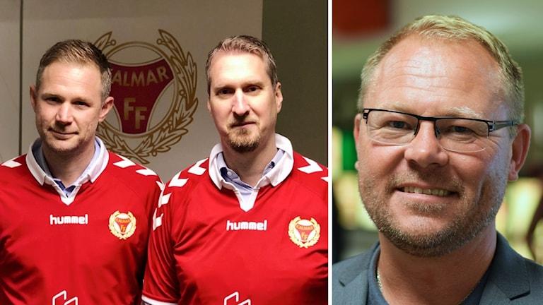 Magnus Pehrsson, Jesper Norberg, Thomas Andersson Borstam