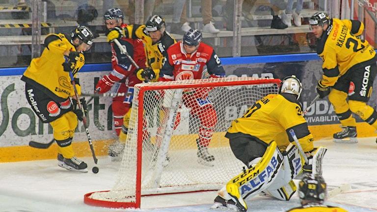 Hockeyspelare i Västerviks IK