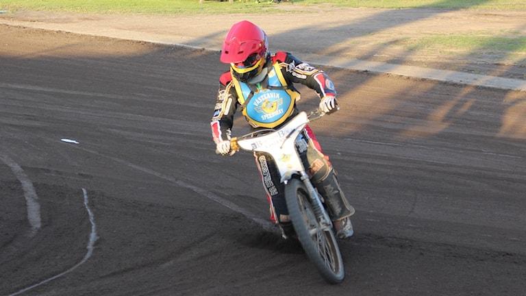 Mikkel B Jensen, Västerviks Speedway