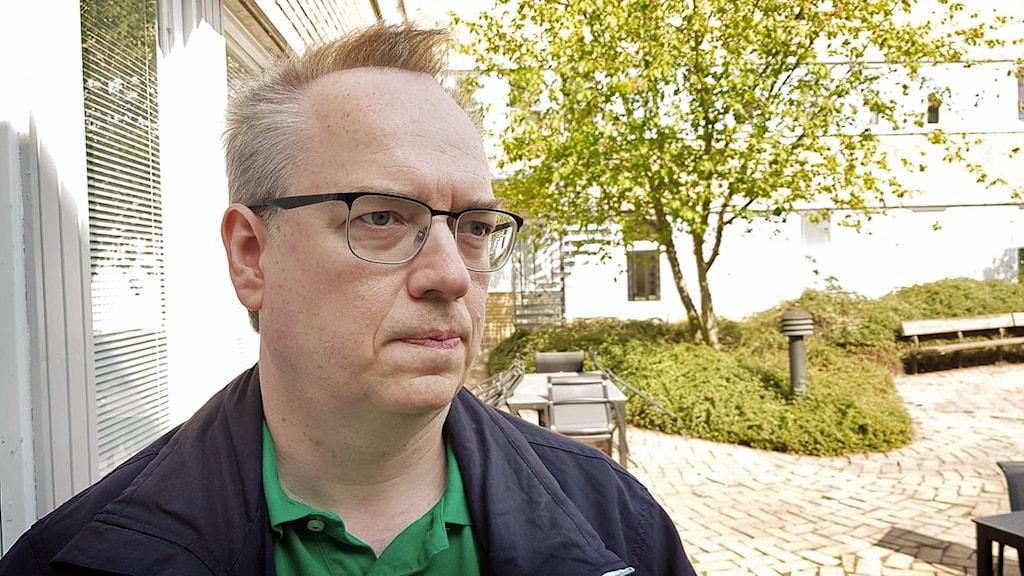 Erik Wångmar.