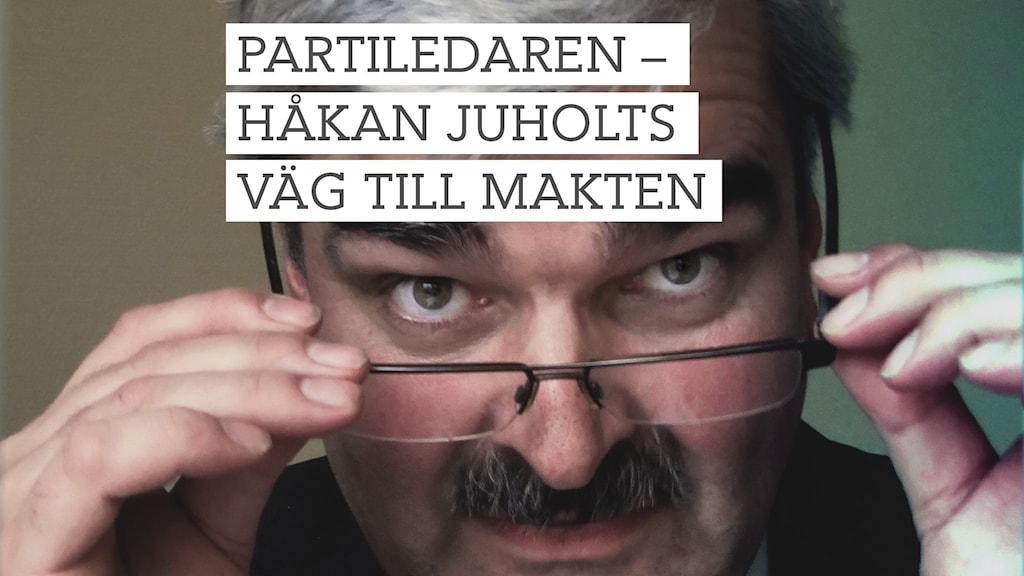 Håkan Juholt.