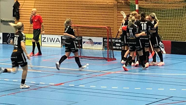 FBC Kalmarsund firar mål