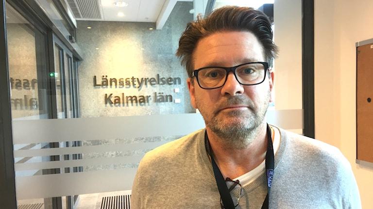 Peter Lind handläggare på Länsstyrelsen i Kalmar