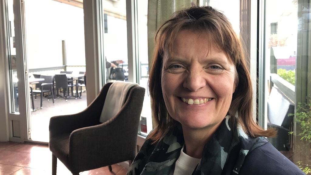 Ingela Nilsson Nachteweij, Centerparteit Vimmerby