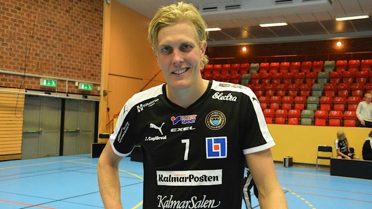 Kim Nilsson, FBC Kalmarsund efter hemmapremiären.