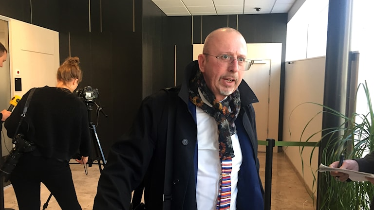 Advokat Thomas Magnusson.