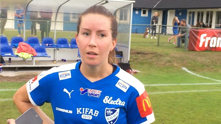 Camilla Näslund IFK Kalmar