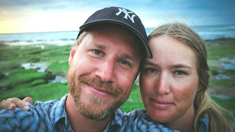 Per Karlström och Carolina Nordfors