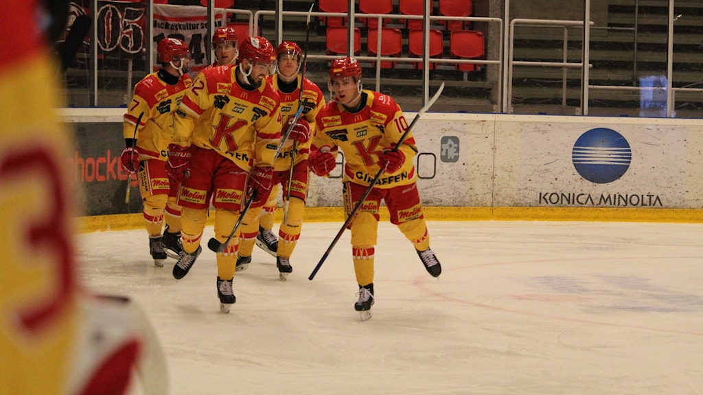 Kalmar HC jubel