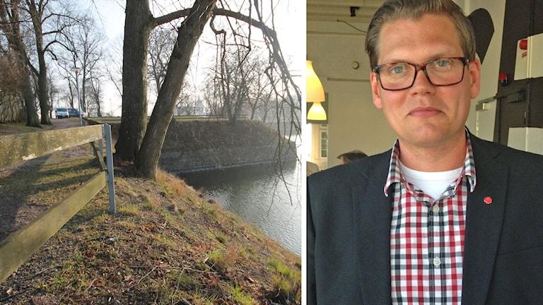 Kollage: Vallen i Kalmar/Jonas Hellberg.