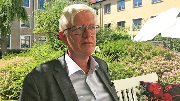 Folkhälsomyndighetens generaldirektör, Johan Carlson.