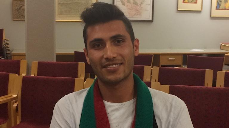 Faizad Rahimi