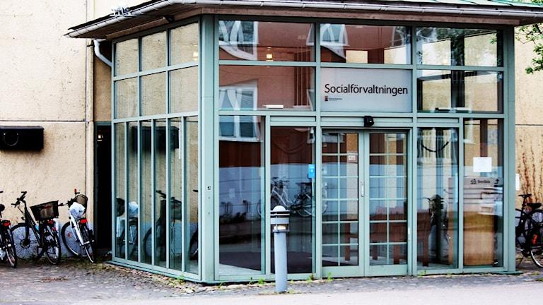 Socialförvaltningen i Kalmar.