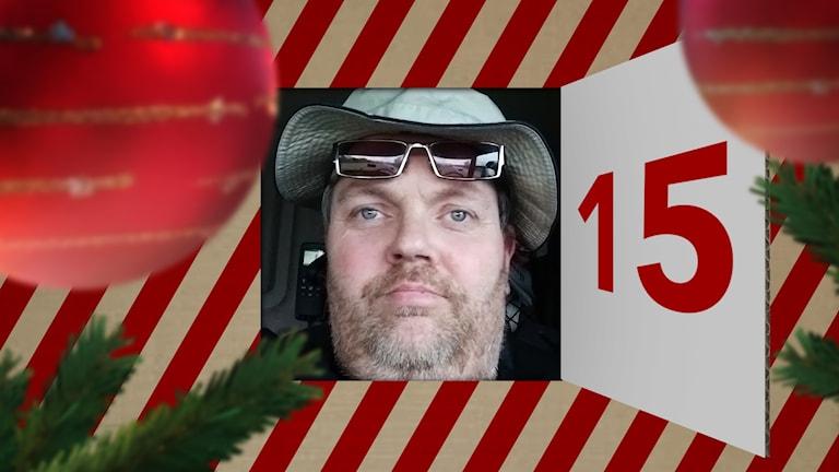 Mattias Jannesson i julkalenderlucka 15.