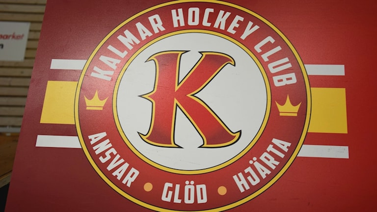 Kalmar HC:s klubbmärke.