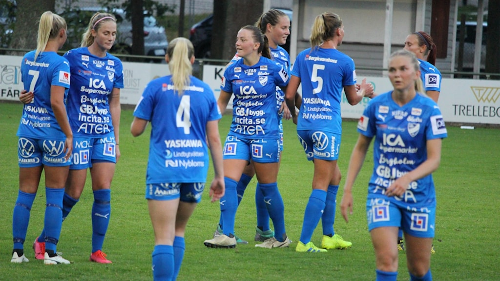 IFK Kalmar jubel 2020