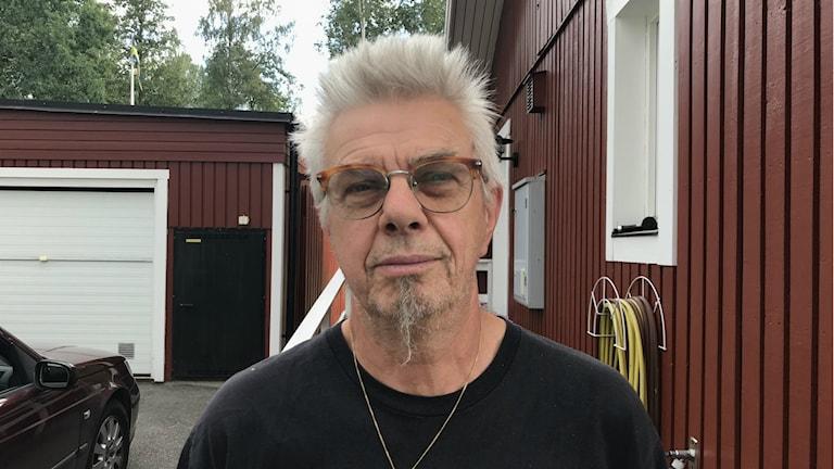 Kjell Clasborn på FUB Sörmland