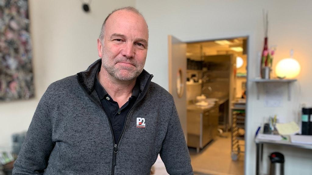 Företagaren Johan Levin Eskilstuna
