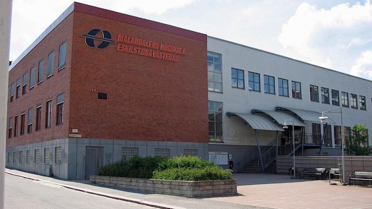 Mälardalens högskola i Eskisltuna. Foto: Ingela Martinsgård
