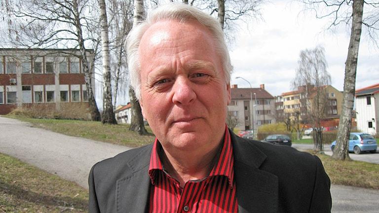 Göran Dahlström. Foto: Katarina Wahlström/Sveriges Radio.