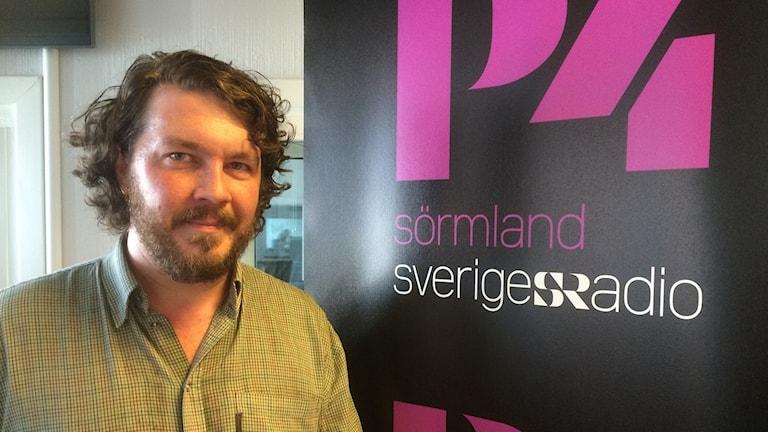 Fredrik Åström vd  för Svenska Kulturpärlor