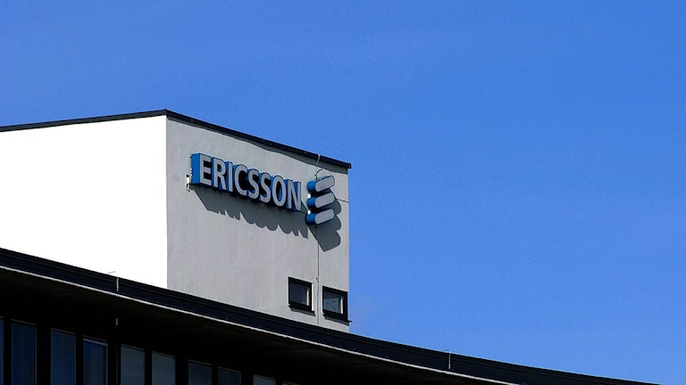 Ericssons huvudkontor i Kista. Foto: Hasse Holmberg/TT