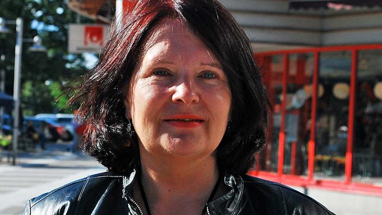 Lotta Johnsson Fornarve. Foto: Sara Choghrich/Sveriges Radio Sörmland