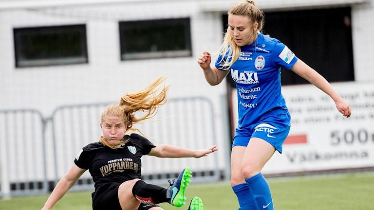 Fiona Brown, Eskilstuna United.