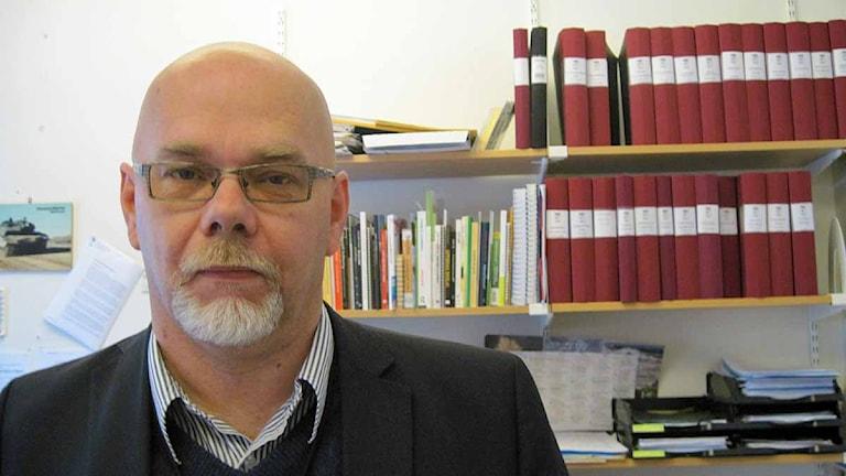 Tony Lööw, utbildningschef i Strängnäs.