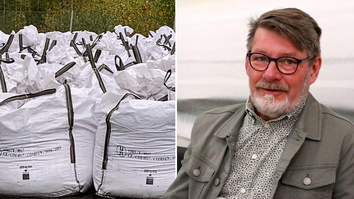 Ulf Lindstrand förvaltningschef på miljökontoret