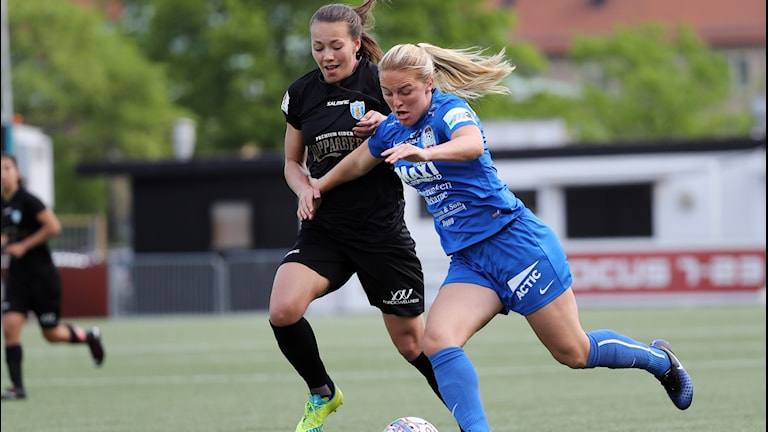 Mimmi Larsson, Eskilstuna United.